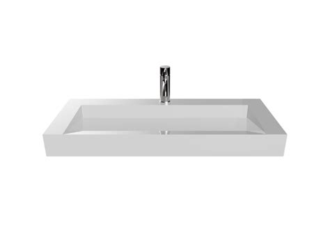 resin sinks kitchens solid surface wall mounted bathroom sink model wt 04 1893