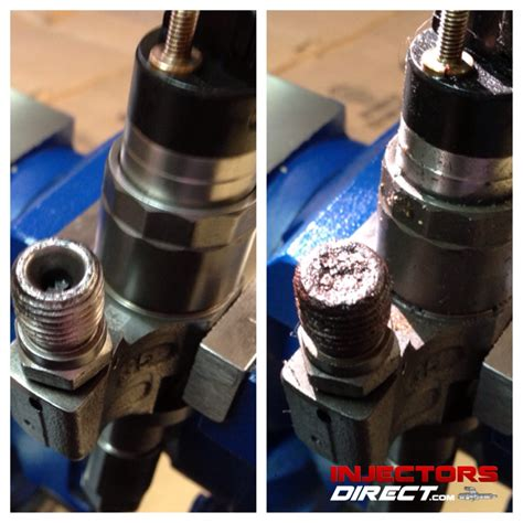 nissan cummins engine why fuel injectors go bad poor fuel quality