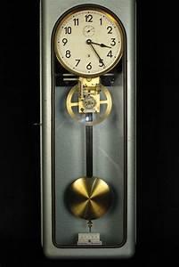 Grande Horloge Industrielle : horloge ancienne industrielle allemande telenorma annees 50 decoration antiquites decalees old ~ Teatrodelosmanantiales.com Idées de Décoration