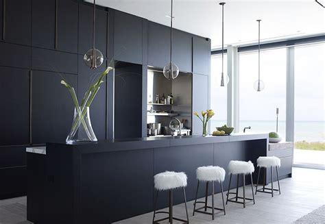 installer une cuisine noire dans votre maison blog
