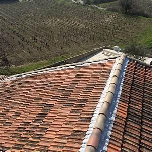 Rénovation de toiture à Séguret Avignon (84)