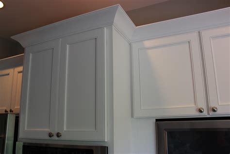 contemporary kitchen cabinet crown molding zion star