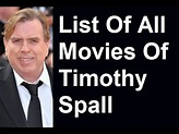 Timothy Spall Movies & TV Shows List - YouTube