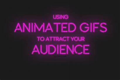Animated Gifs Examples Creative Ecommerce Neon Audience