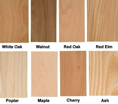 hardwood types woods different kinds and types of on pinterest