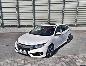 Honda Grande Armée : preizkusili smo honda civic grand 1 5 turbo ~ Melissatoandfro.com Idées de Décoration
