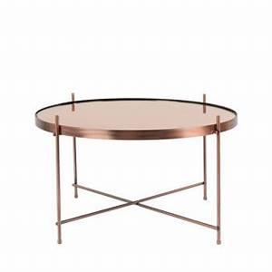 Table Basse Ronde Gigogne : table basse design et table basse gigogne drawer ~ Teatrodelosmanantiales.com Idées de Décoration