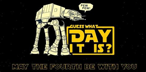 May The Fourth Be With You! Family-Friendly Star Wars Day ...