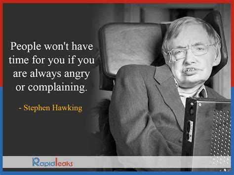 Stephen Hawking Quotes Stephen Hawking Quotes Will Offer You Inspiration For