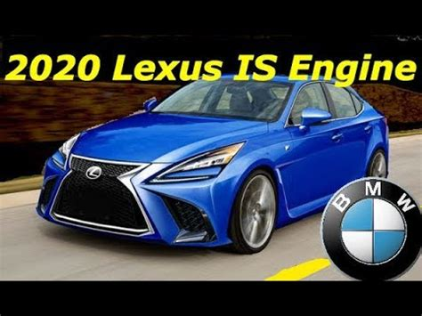 Lexus Is 2020 Bmw by 2020 Lexus Is With A Bmw Engine What