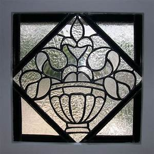 Masterson Fine Arts - Leaded Glass Clear Textures