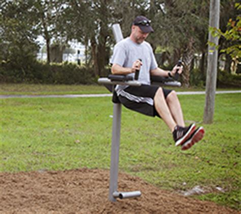 exercises outdoor fitness park guide from playcore