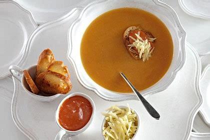 recette de la soupe de poisson recette facile