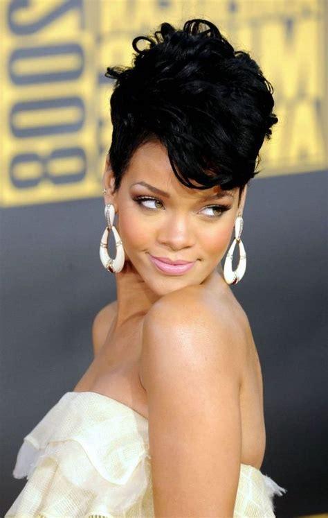 ideas  gorgeous short hairstyles  black women