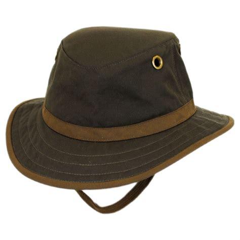 tilley endurables twc7 wax cotton hat sun protection
