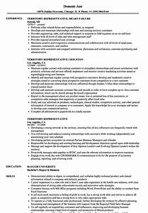 education objectives for resume territory representative resume samples velvet jobs