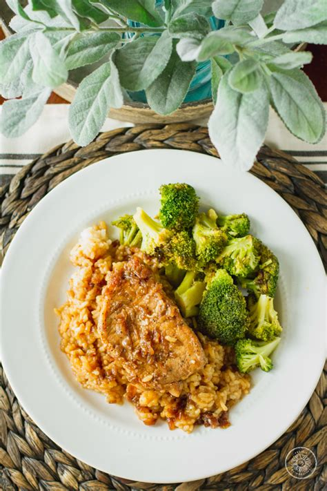 Baked pork chop with lipton onion soup :. Lipton Onion Soup Mix Pork Chops Instant Pot / Crock Pot Pork Chops And Gravy Video The Country ...