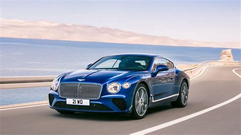 new bentley damn the new bentley continental gt looks good