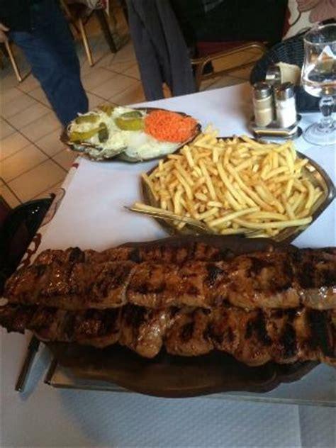 cuisine yougoslave photo0 jpg photo de chez kuna colmar tripadvisor