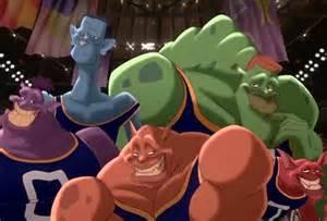 Monstars Space Jam Monsters
