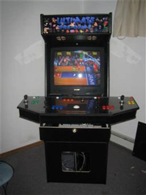 4 Player Arcade Cabinet Build by Build A Home Arcade Build A Home Arcade Machine