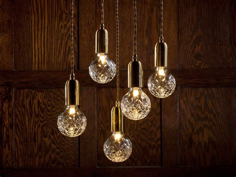 buy the broom bulb chandelier at nest co uk