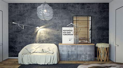 industrial style bedrooms industrial style bedroom interior design ideas