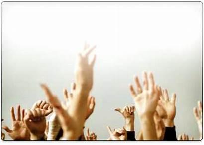 God Worship Hands Prayer Christians Praise Nations