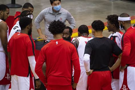 James Harden on Rockets' potential: 'A chance to do ...