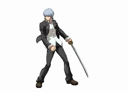 Yu Narukami Animations Reference Anime Animation Persona