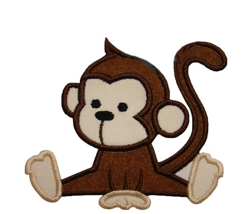 Monkey Applique by Really Monkey Applique Applique