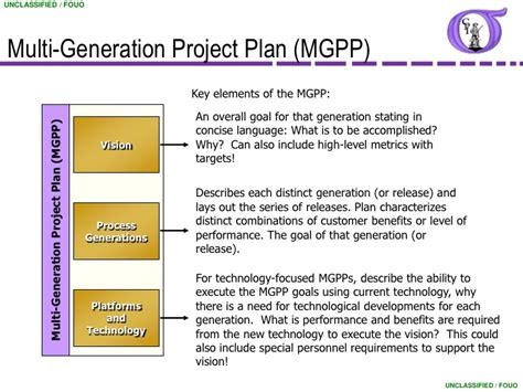 Multi Generational Project Plan Template by Ng Bb 07 Multi Generation Project Planning