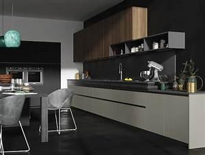 une cuisine design empreinte de sensualite modele rendez With cuisine rendez vous arthur bonnet