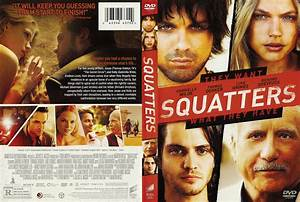Squatters DVD Cover (2014) R1
