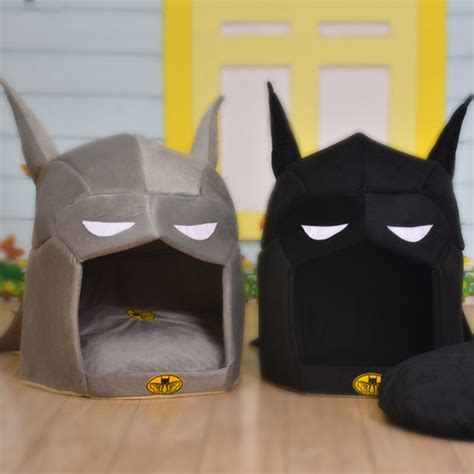funny batman warmer dog bed  seasons  pet