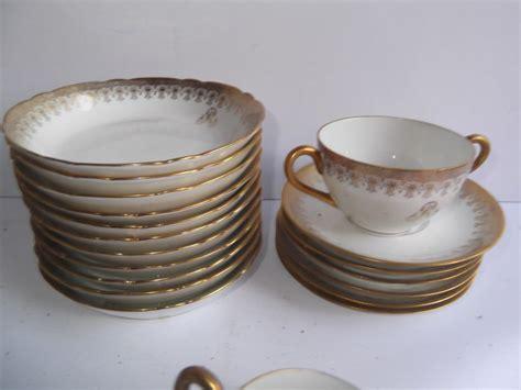 cuisine limoges jpl limoges white gold dishes