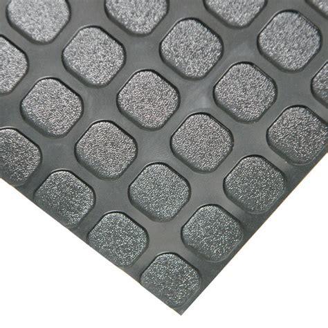 """Block Grip"" Rubber Flooring Rolls"