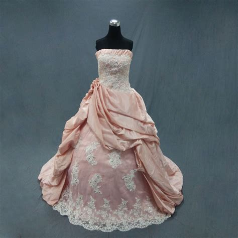 Best Seller Ball Gown Strapless Backless Taffeta Applique