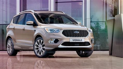 2019 Ford Kuga by 2019 Ford Kuga Rumors Release Date Redesign Price