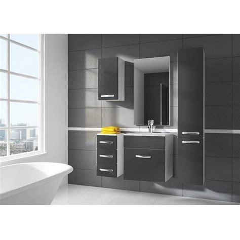 ensemble de salle de bain koral nature 55cm meuble salle de bain une vasque d 233 coration salle