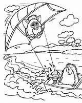 Furby Sketchite sketch template