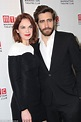 Jake Gyllenhaal and Ruth Wilson 'share a passionate kiss ...
