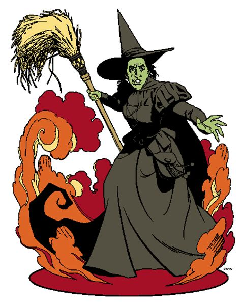 wizard  oz clip art cartoon clip art