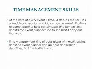 Qualities of a Good Event Planner