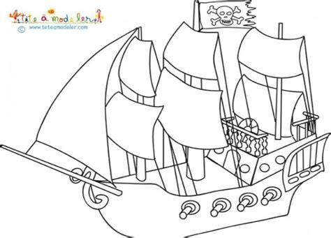 voile bateau pirate  imprimer ohbqinfo
