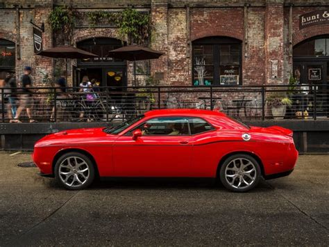 2016 Dodge Challenger Road Test & Review