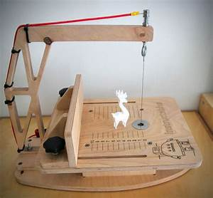 Plywood Hot Wire Foam Cutter