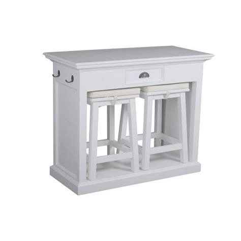 table bar cuisine table haute avec tabouret pour cuisine dootdadoo com