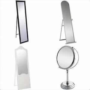 Miroir Sur Pied : miroir sur pied prix et choix avec kibodio ~ Teatrodelosmanantiales.com Idées de Décoration