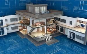 amenager salon chambres et salle a manger dossier With wonderful logiciel plan de maison 8 construire sa maison en 3d dossier